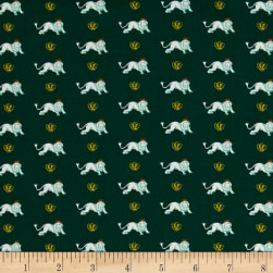 Liberty Fabrics Tana Lawn King Green/Yellow