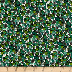 Liberty Fabrics Tana Lawn Winter Berry Green