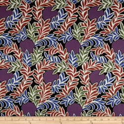 Liberty Fabrics Tana Lawn Moonlight Purple/Multi Fabric