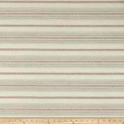 Richloom Waleview Stripe Coral Fabric