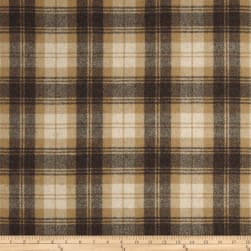P/Kaufmann Wool Blend Melton Dundee Fawn Fabric