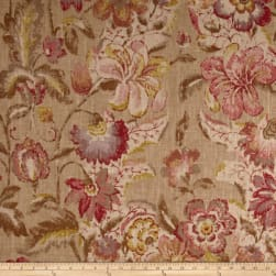 Braemore Ponte Vecchio Linen Blend Antique Fabric
