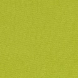 Solid ITY Stretch Knit Lime Fabric
