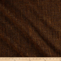 FlexSteel Basketweave Brown & Gold Fabric