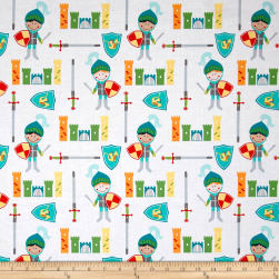 Michael Miller Good Knight Good Knight Retro Fabric