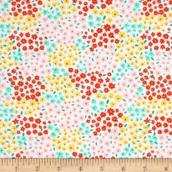 Michael Miller Happy Hoedown Countryside Blossom Fabric