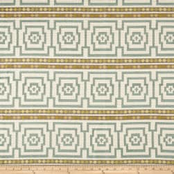 Justina Blakeney Hypnotic Jacquard Beachy Fabric