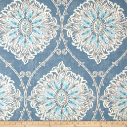 Magnolia Home Fashions Leverett Denim Fabric