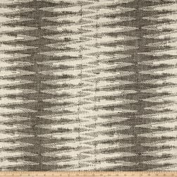 Justina Blakeney Boogie Basketweave Stone Fabric