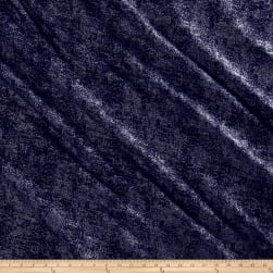"110"" Metallic Jacquard Royal"
