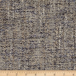 Europatex Hilda Basketweave Navy Fabric