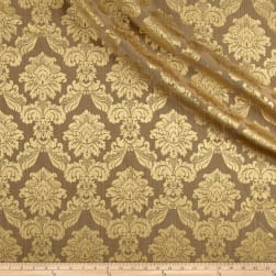 Europatex Dashing Damask Jacquard Antique Fabric