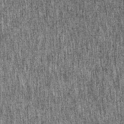 Rayon Jersey Knit Solid Heather Gray Fabric