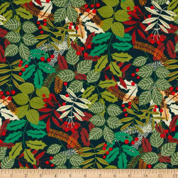 Pine Berry Hunter Fabric