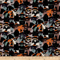 Alexander Henry Haunted House Belinda Smoke Fabric
