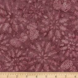 Timeless Treasures Tonga Antique Garage Batik Wintery Mix
