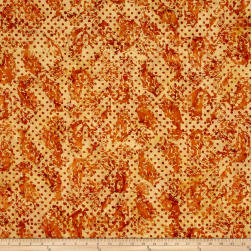 Island Batik Bass Toast Fabric