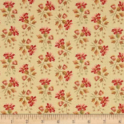 Crystal Farm Wildflower Oats Fabric