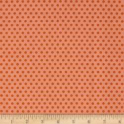 Crystal Farm Dot Dot Dot Sweet Berry Fabric