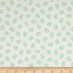 Andover Flourish Crown Tiffany Fabric