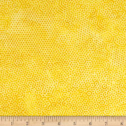 Andover Dimples Wide Back Yellow Fabric