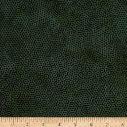 Andover Dimples Wide Back Green Fabric