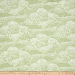 Into The Woods Patchwork Green Fabric