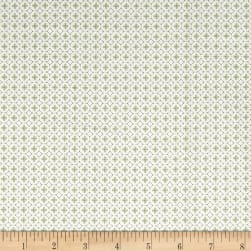 Into The Woods Ditzy Green Fabric