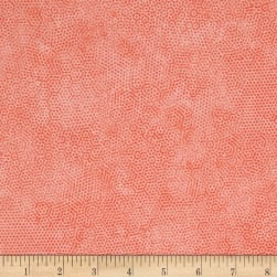 Andover Dimples Soft Peach Fabric
