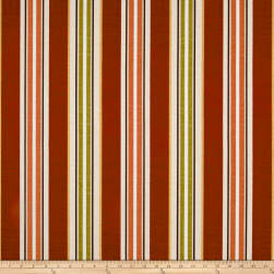 Bryant Indoor/Outdoor Baja Linen Stripe Cherry Red Fabric