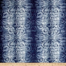 Bryant Indoor/Outdoor Batu Batik Chambray Fabric