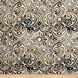 Bryant Indoor/Outdoor Corinthian Driftwood Fabric