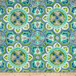 Bryant Indoor/Outdoor Lagoa Tile Pool Fabric