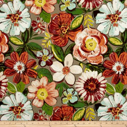 Bryant Indoor/Outdoor Robyn Carnation Fabric
