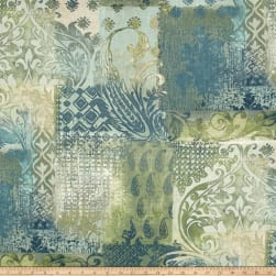 Covington Talia Linen Seagrass Fabric