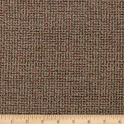 Covington Quadrant Basketweave Ivy League Fabric
