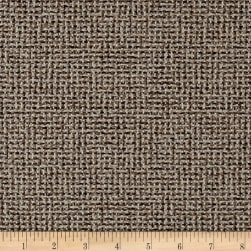 Covington Quadrant Basketwaeve River Rock Fabric