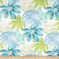 Swavelle/Mill Creek Indoor/Outdoor Whistling Leaves Oceania Fabric