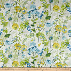 Swavelle/Mill Creek Isle Marada Grasshopper Fabric