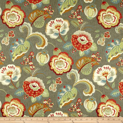 Swavelle/Mill Creek Pleasantries Earl Grey Fabric