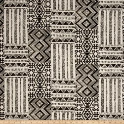 Swavelle/Mill Creek Izett Black Spice Fabric