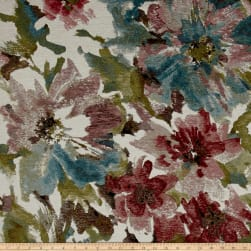Golding by P/Kaufmann Ideal Chenille Jacquard Paradise Fabric