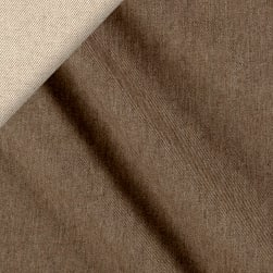 P/Kaufmann Lightweight Denim Twill Coffee Fabric
