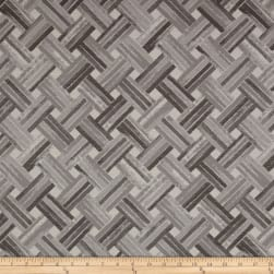Golding by P/Kaufmann Weaver Jacquard Silver Fabric