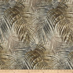 Swavelle/Mill Creek Canopy Fern Jacquard Moss Fabric
