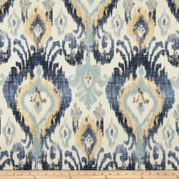 Swavelle/Mill Creek Arazi Chenille Jacquard Pacific Fabric