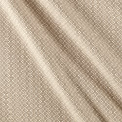 Novelty Crepe Tricotine Suiting Tan Fabric
