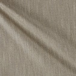 Basketweave Suiting Natural Fabric