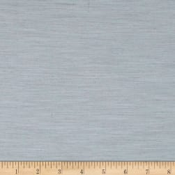 Double-Faced Stretch Suiting Storm Blue/Gray Fabric
