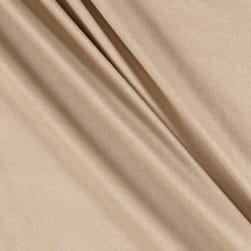 Suede Stretch Solid Taupe